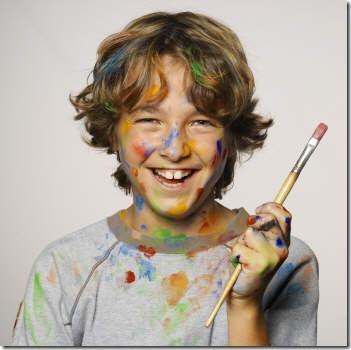 berniukas-dazytojas