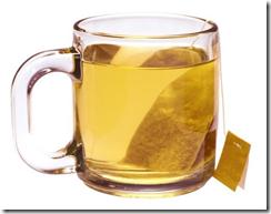 zalioji arbata
