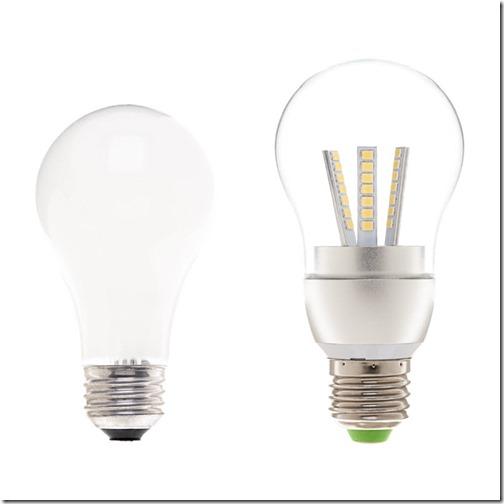 led-lempute
