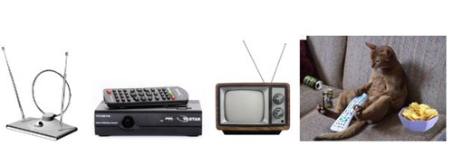tv-priedelis